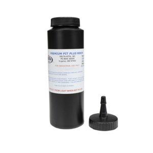 Photo of 250 ml bottle of Premium Pit Plus Resin
