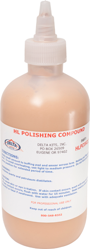 Polishing Compound, 8 oz